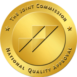 The Delray Center for Recovery is JCAHO accredited by The Joint Commission